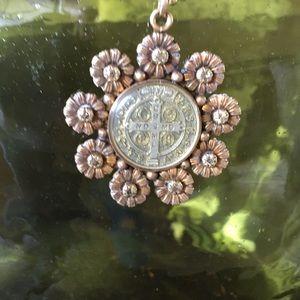 VIRGINS SAINTS & ANGELS San Bonito necklace